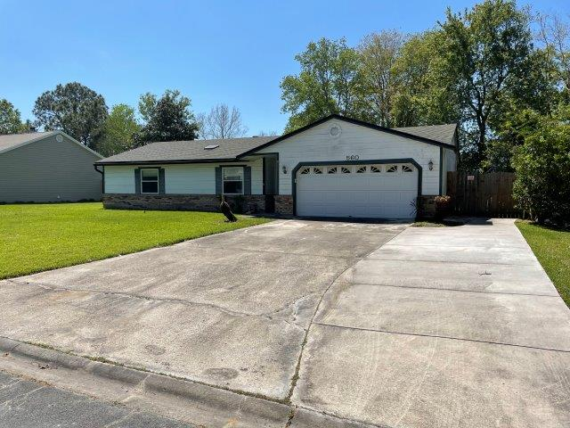 Orange Park Investment Property with pool